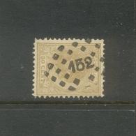 Puntstempel 152 (Scheveningen) Op Nvph 27 - Gebruikt