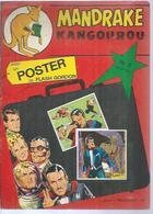 Supplément A MANDRAKE  N° 328  -   REMPARTS  1971 - Mandrake