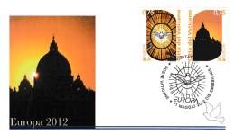 A08394)Vatikan FDC 1740 - 1741 - FDC