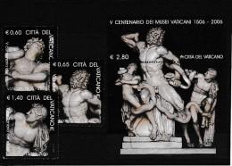 A08412)Vatikan 1562 - 1564** + Bl 28** - Vatican