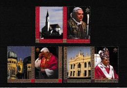 A08416)Vatikan 1573 - 1575 ZDR** - Vatican