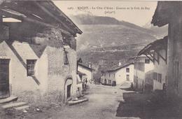 CPA - 2467 - MACOT : La Côte D'Aime - Granier Et Le Crêt Du Rey (2639m) - Frankrijk