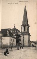 GIVRY -71- EGLISE - France