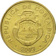 Monnaie, Costa Rica, 25 Colones, 2003, TTB, Laiton, KM:229A - Costa Rica
