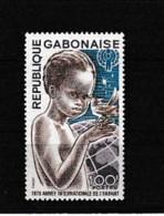 A08133)Gabun 706** - Gabun (1960-...)