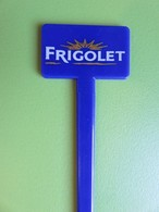 178 - Touilleur - Agitateur - Mélangeur à Boisson - Sirop Frigolet - Swizzle Sticks
