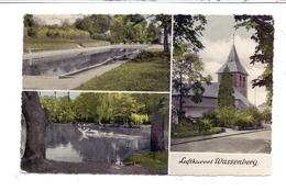 5143 WASSENBERG, Freibad, Kirche, Teich, 1959 - Heinsberg