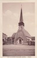 La Chapelle-St-Aubin.  L'église - Andere Gemeenten