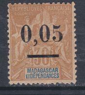 Madagascar N° 52 (.)  Type I , Neuf Sans Gomme Sinon   TB - Madagascar (1889-1960)
