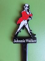 184 - Touilleur - Agitateur - Mélangeur à Boisson - Johnnie Walker - Scotch Whisky - Swizzle Sticks