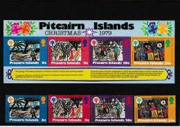 A08171)Pitcairn 188 - 191** + Bl 5** - Briefmarken