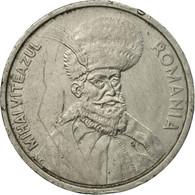 Monnaie, Roumanie, 100 Lei, 1991, TB+, Nickel Plated Steel, KM:111 - Roumanie