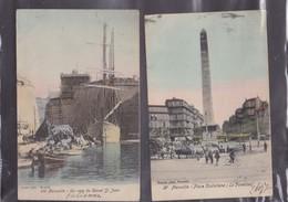 13 ,BOUCHES DU RHONE, MARSEILLE , Lot De 2 Cartes - Marseille