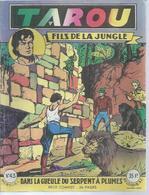 TAROU   N° 43 -  ARTIMA 1957 - Arédit & Artima