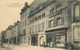 63 , AIGUEPERSE , La Grande Rue , CF * 337 81 - Aigueperse