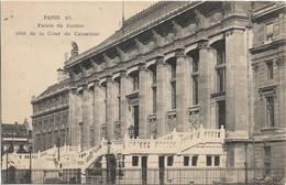 D75 - PARIS - PALAIS DE JUSTICE COTE DE LA COUR DE CASSATION - Autres