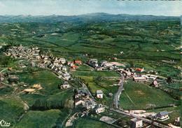12 - MUR DE BARREZ - VUE GÉNÉRALE AÉRIENNE ET PLOMB DU CANTAL - Autres Communes