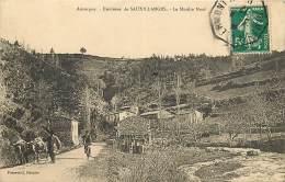 63 , SAUXILLANGES , Le Moulin Neuf , CF * 340 28 - Autres Communes