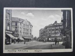 AK HAMBURG WILHELMSBURG Vereingplatz Ca.1940 ///  D*33866 - Wilhemsburg