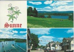 Sweden - Sunne - Golfcourse & Views.     # 07968 - Sweden