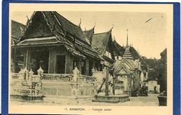CPA SIAM Thaïlande Bangkok Non Circulé - Thailand