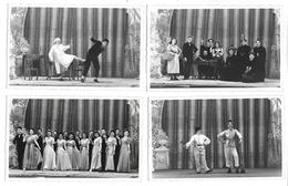 SPECTACLE - Lot De 10 Scènes - CARTE PHOTO - Spectacle