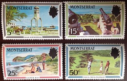 Montserrat 1970 Tourism MNH - Montserrat