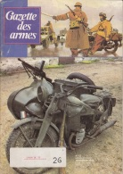 Gazette Des Armes -n°63 Septembre 1978 - French