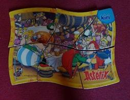 Magnets Kiri Astérix & Obélix : Festin Au Village Gaulois - Characters