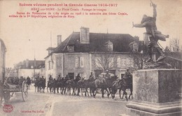 10 / MERY SUR SEINE / LA PLACE CROALA / PASSAGE DES TROUPES - France