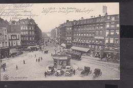 B27 /   Lille Rue Faidherbe / Feldpoststation 22 Feldpost - Altdorf - Lille