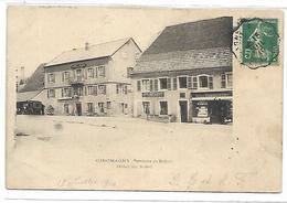 GIROMAGNY - Hôtel Du Soleil - Giromagny