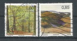 Luxembourg  2011  Mi.Nr. 1904 / 1905 , EUROPA CEPT - Der Wald - Gestempelt / Used / (o) - Europa-CEPT