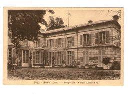 60 Mouy Propriété Castel Louis XVI - Mouy