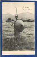CPA Ethiopie Ethiopia Ethnic Afrique Noire Type Non Circulé Abyssinie - Ethiopië