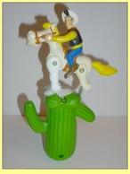 MAC020 / Figurine Lucky Luke Et Jolly Jumper / Mc Donalds / 2003 - Figurines