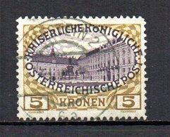 AUSTRIA 1908 CANCELLED At - 1850-1918 Empire