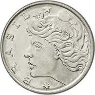 Monnaie, Brésil,  20 Centavos, 1977, SUP, Stainless Steel, KM:579.1a - Brésil