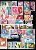 Wallis Et Futuna Superbe Collection De Poste Aérienne Neufs ** MNH 1955/1979. Bonnes Valeurs. TB. A Saisir! - Ungebraucht