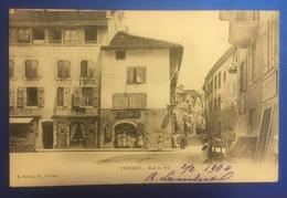 YVERDON  Rue Du Pré - 1904 - JU Jura
