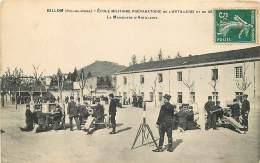 63 , BILLOM , Ecole Militaire Preparatoire De L'artillerie Et Du Genie , CF * 341 05 - France