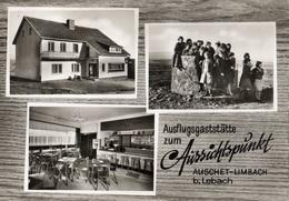 AUSFLUGSGASTSTATTE ZUM AUSSICHTSPUNKT AUSCHET-LIMBACH B. LEBACH - Unclassified