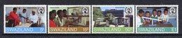 Swaziland 1984 Education Set MNH (SG 444-447) - Swaziland (1968-...)