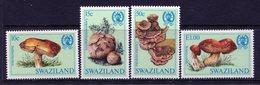 Swaziland 1984 Fungi Set MNH (SG 462-465) - Swaziland (1968-...)