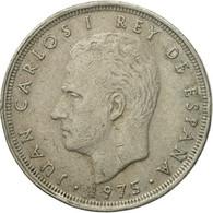 Monnaie, Espagne, Juan Carlos I, 25 Pesetas, 1980, TB+, Copper-nickel, KM:808 - [ 5] 1949-… : Royaume