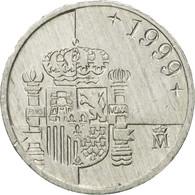 Monnaie, Espagne, Juan Carlos I, Peseta, 1999, TTB+, Aluminium, KM:832 - [ 5] 1949-… : Royaume