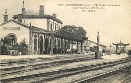 43 , BRIOUDE , Interieur De La Gare , CF * 345 05 - Brioude