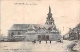 76 - Foucarmont - Place Des Bateliers - Other Municipalities