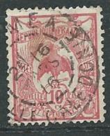 Nouvelle Calédonie  - Yvert N°  92 Oblitéré  -  Ava21307 - New Caledonia