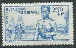 Nouvelle Calédonie  - Yvert N° 192  *   -  Ava213016 - New Caledonia